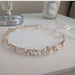 Brand New Anthropologie/BHLDN bridal headband
